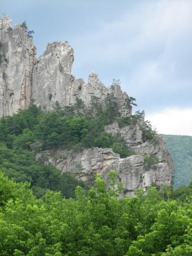 Seneca Rocks - WV